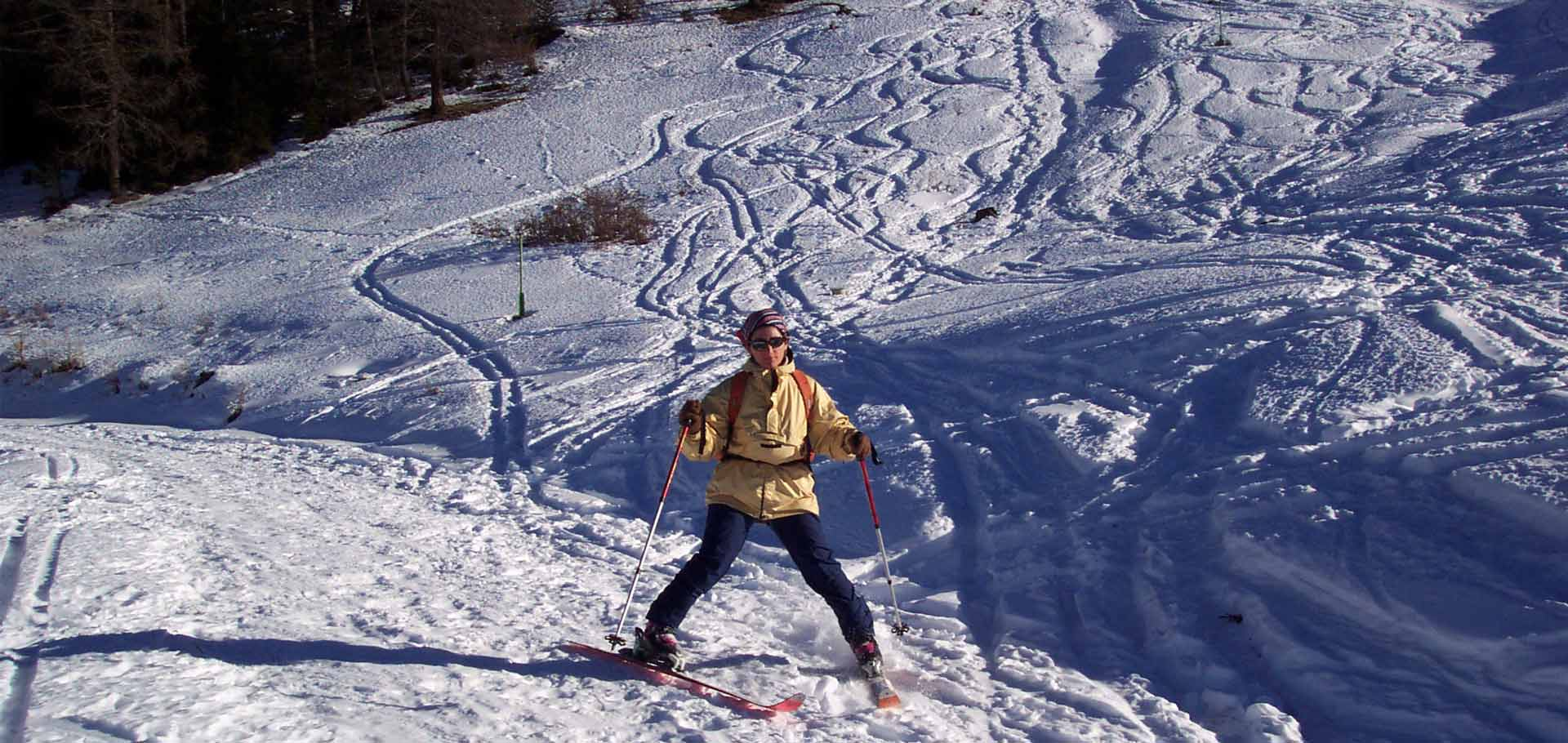 Corsi di Livello 1 di sci alpinismo