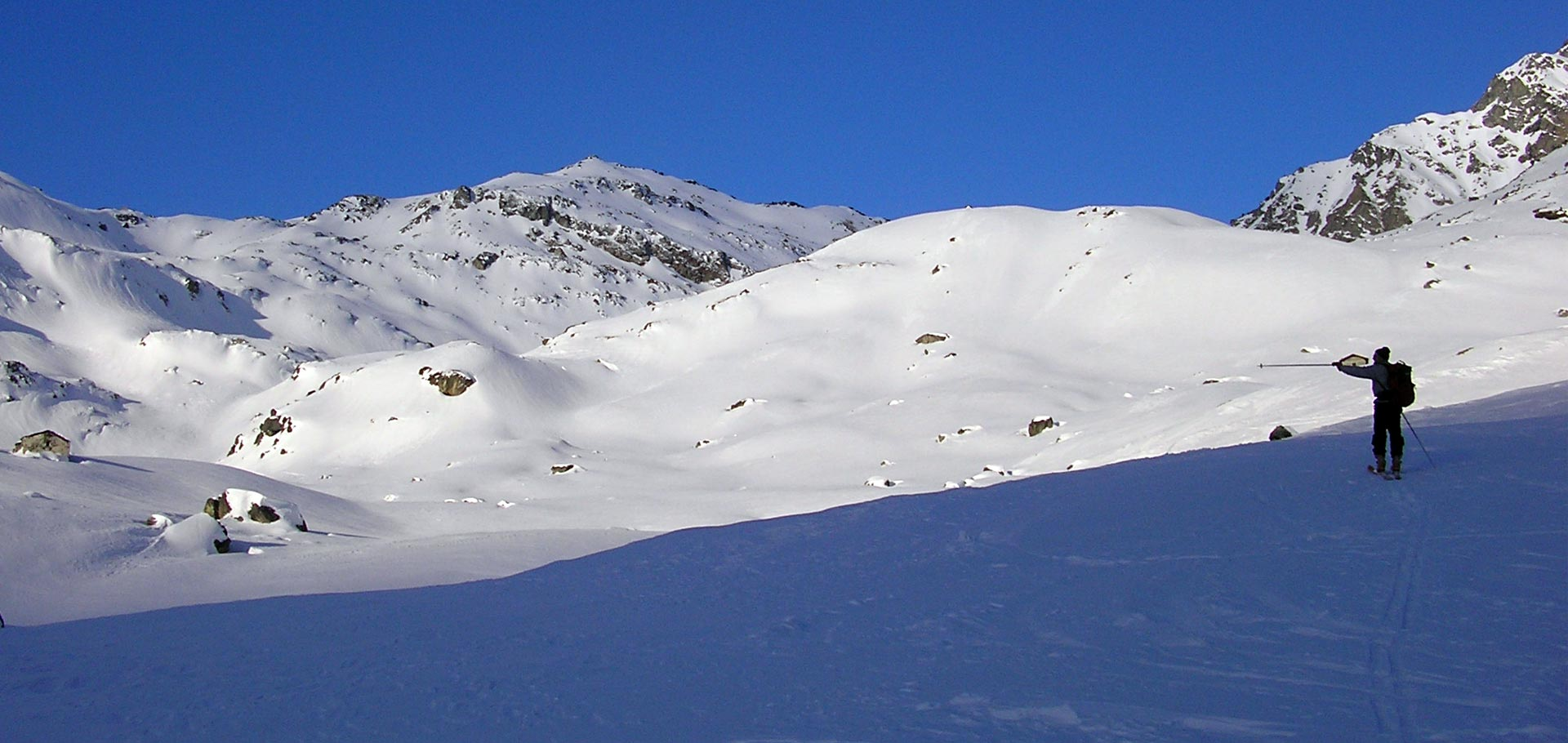 Classiche sci alpinistiche delle valli del Gran Paradiso
