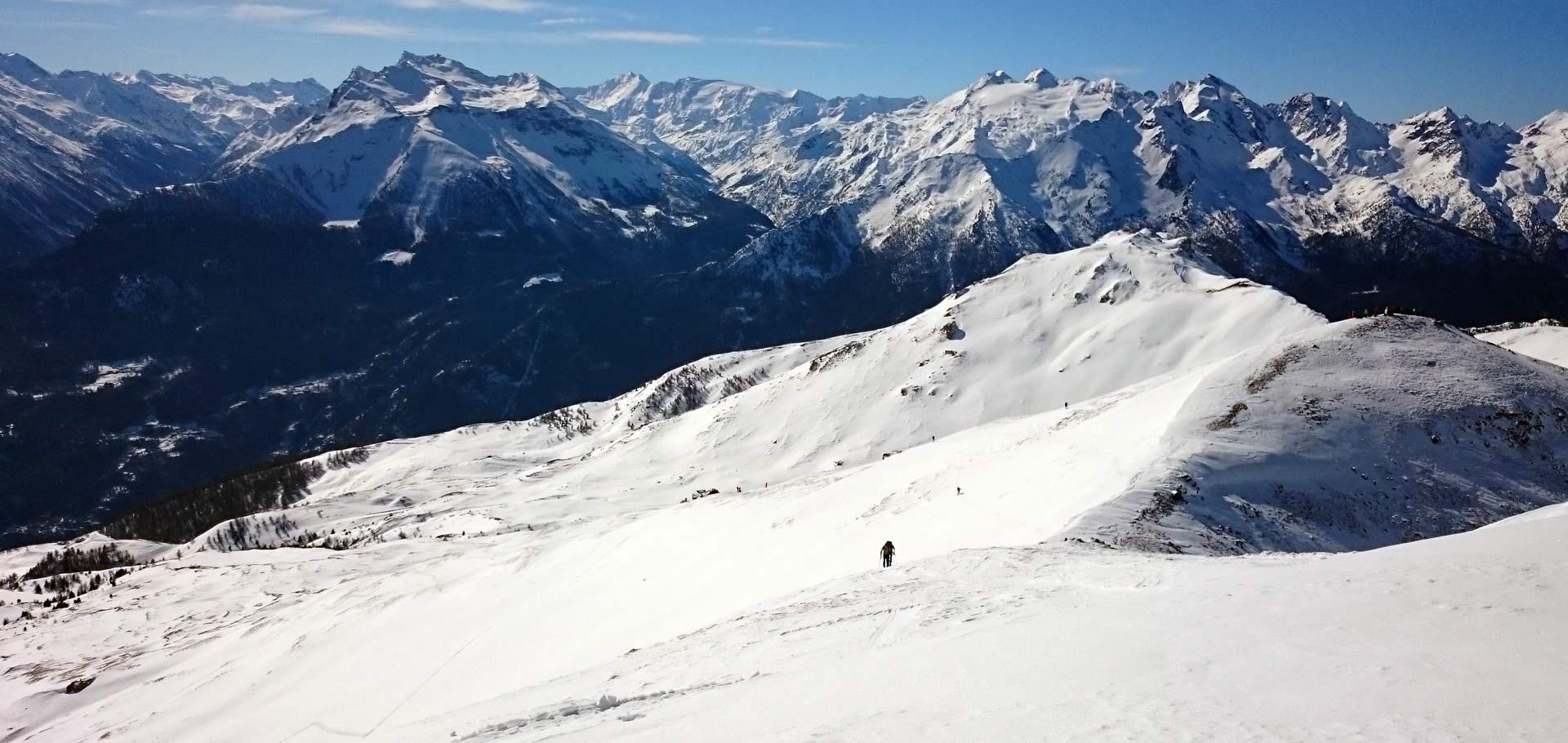 Corsi di livello 3 di sci alpinismo
